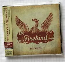 FIREBIRD - Hot Wings JAPAN CD OBI VICP-63413 RAR!