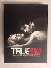 True Blood:complete Second Season - DVD Region 1 VGC