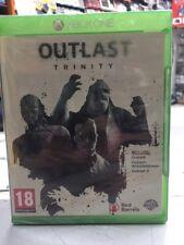 Outlast Trinity Ita XBox One NUOVO SIGILLATO