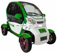 "E-Auto ""E-KING"" Elektro-Leichtkraftfahrzeug NEU (auch für Wiederverkäufer)"