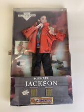 "Michael Jackson Street life ""Beat it"" Doll Dress Costume in box 1995"
