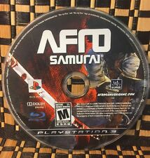 Afro Samurai (Sony PlayStation 3) USED (NO CASE) #10297