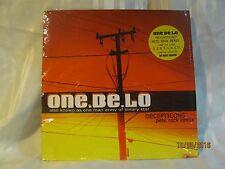 "One.Be.Lo Decepticons 12"" Vinyl Single Record Hip Hop Rap Pete Rock Fat Beats"