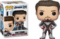 Funko POP! Avengers #449 Tony Stark [In Pop Protector] *New*