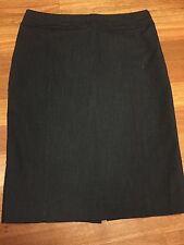 Ojay Dress Skirt Black Size 12 Good Condition