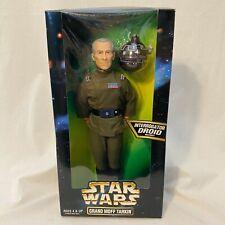 "Star Wars Action Collection Grand Moff Tarkin w/ Interrogator Droid 12"" Figure"
