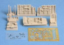 S.B.S Models, 1:48, 48012, Macchi C205 Veltro cockpit set for Hasegawa kit