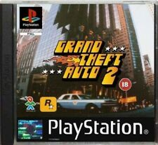 Playstation 1: Grand Theft Auto 2