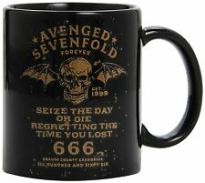 AVENGED SEVENFOLD - Seize The Day - Tasse  Coffee Mug  Kaffeebecher - Neu