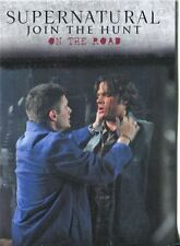 Supernatural Seasons 1-3 Winchester Brothers Chase Card J4 On the Road