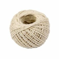 String Cotton Ball 40m Household Home Office Twine Rope Garden Art Craft Wrap