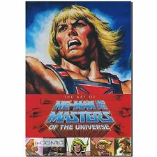 ART OF HE-MAN UND DIE MASTERS OF THE UNIVERSE Kompendium COMIC GRAPIC ARTBOOK