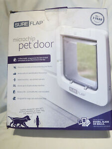 SureFlap Microchip LARGE Pet Door SUR101 Larger Cats & Small Dogs