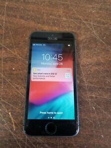 Apple iPhone 5s A1533 16GB Verizon Wireless Black Smartphone Cell Phone