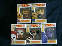Funko Pop! Ad Icons McDonald's Complete Set of 5 - New In Hand and Ready to ship