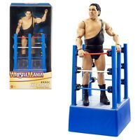 """WWE WrestleMania 37 Celebration Andre the Giant 6"""" Action Figure NIB - In Stock"""