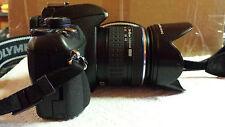 OLYMPUS EVOLT E420 10MP DIGITALl SLR CAMERA - BLACK W/ 14-42mm LENSE E-420