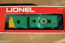 1976 Lionel 6-9177 Northern Pacific Bay Window Caboose L2761