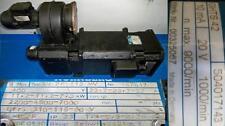 Baumüller Hauptspindelmotor Servomotor GNAFF 112 MV CNC BAZ E-Motor GHTS 42