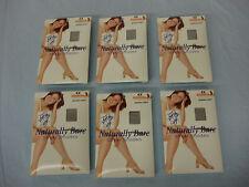 NWT Leggs Just My Size Womens Pantyhose Phantom Gray 6 Pair Size 4X #17