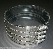 Stainless Steel Shielded No Hub Coupling MIFAB MI-HUB-6 - 6 Inch - BRAND NEW