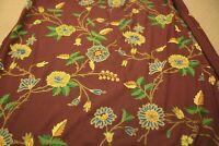 Set (3 meters ) Kashmir Wool embroidery Crewel Curtain Fabric,Upholstery,Drapery