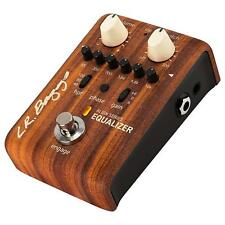 L.R. Baggs Align Series Equalizer Acoustic Guitar EQ Pedal and Anti-feedback