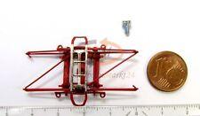 Ersatz-Pantograph RBS 58 + Schraube z.B. für PIKO Elektrolok E 04 Spur H0 - NEU