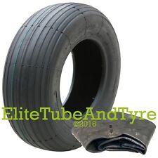 4.80/4.00-8 4ply Wheelbarrow Tyre & Inner Tube Set. Max Load 304kg @ 50psi