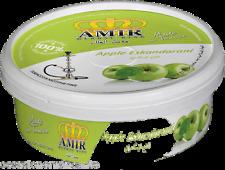 AMIR Melassa per Narghilè 50g, gusto MELA VERDE Narghile, shisha tabacco free*
