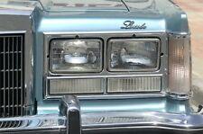 1x H1 E SCHEINWERFER 165mm Lincoln Continental Mark VI Town Car Versailles 77-89