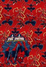 All Occasions Spider-Man Theme Wrapping Paper Sheets