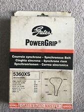 Ford Gates Powergrip Synchronous Belt Cam Belt 5360XS