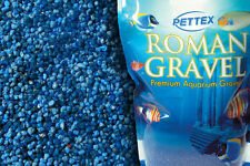 Pettex Roman Fish Tank Aquarium Gravel Midnight Mix 2kg