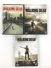 The Walking Dead L'intégrale Des Saison 1 2 3 Coffret Lot DVD