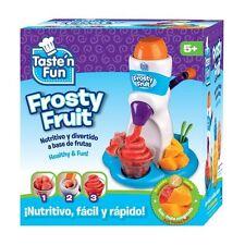 Sambro Gusto y Divertido Glacial Frutas Juguete Crea tu propio Helado De Yogur/