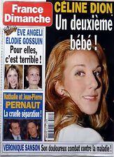2004: CELINE DION_VERONIQUE SANSON_FREDERIC FRANCOIS_LAURENT GERRA LYNDA LEMAY