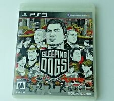 Sleeping Dogs Playstation 3 Ps3 Good Condition (No Manual) Tested