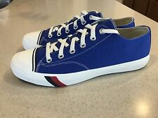 NEW! Authentic Pro Keds Royal Low Blue Canvas Sneakers US Size 13PK54472 prokeds