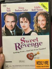 Sweet Revenge ex-rental region 4 DVD (1998 Sam Neill comedy movie)