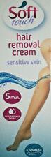 150ml Enthaarungscreme für sensible Haut, Haarentfernungs-Creme, mit Spatel