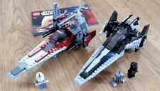 Lego Star Wars - 2 V-Wing Starfighters from sets 7915 and 6205