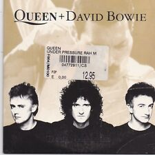 Queen+David Bowie-Under Pressure cd single