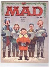 Mad Magazine #52 1959 EC Comics VF 8.0