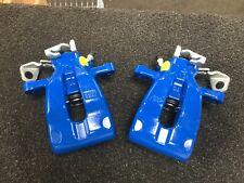 Vauxhall Astra G H Zafira MK1 Pinzas De Freno Trasero Lh Y Rh Lado Azul