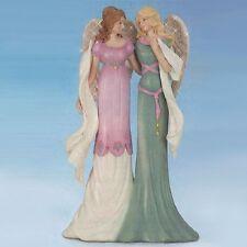 Angels of Sisterly Comfort Thomas Kinkade Sisters Figurine