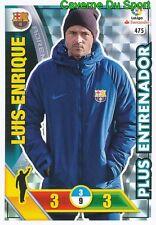475 LUIS ENRIQUE ESPANA FC.BARCELONA CARD ADRENALYN LIGA 2017 PANINI