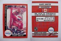 2015 SCA Gary Smith washington capitals goalie never issued produced #d/10 rare