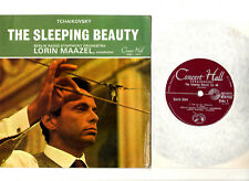 """TCHAIKOVSKY.THE SLEEPING BEAUTY.UK ORIG """"33 RPM"""" 7"""" STEREO CLASSICAL EP.EX+/EX"""