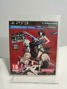 No More Heroes Heroe's Paradise PS3 Fast Free Post Chistmas Birthday *RARE*